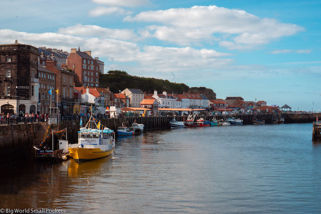 England, Yorkshire, Whitby
