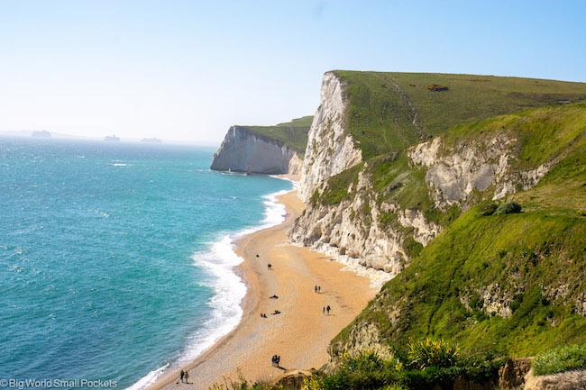 UK, Dorset, Jurassic Coast