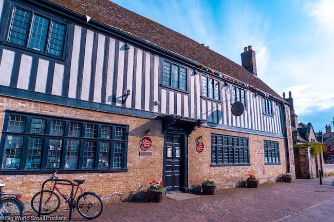 Cambridgeshire, Ely, Cromwell House