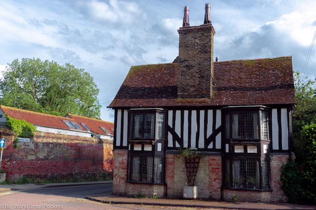 Cambridgeshire, Ely, Heritage Building
