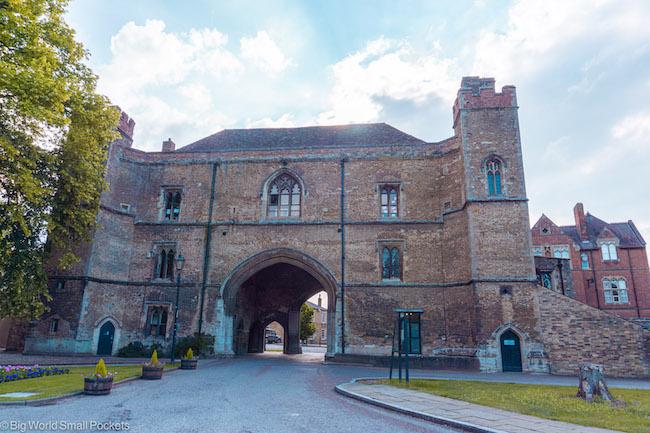Cambridgeshire, Ely, Historic Centre