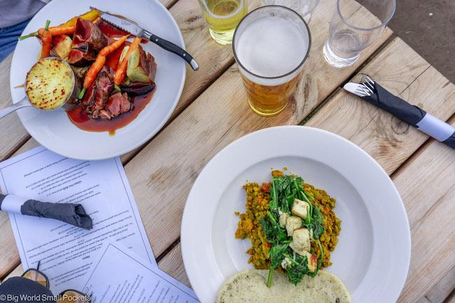 Cambridgeshire, Ely, Pub Meal