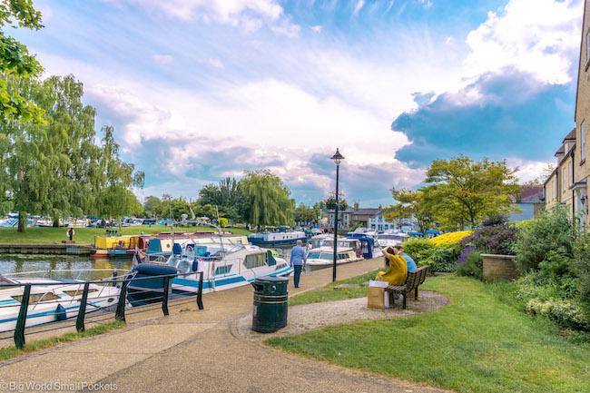 Cambridgeshire, Ely, River