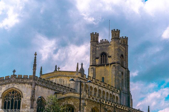 England, Cambridge, Church