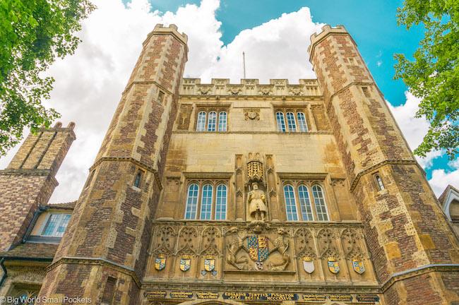 England, Cambridge, College
