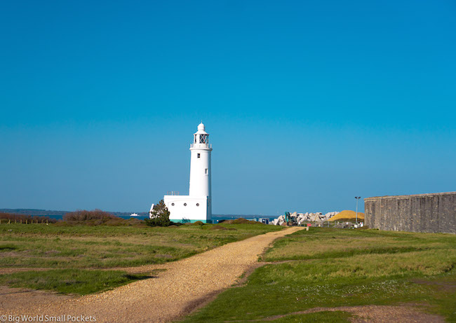 England, New Forest, Lighthouse