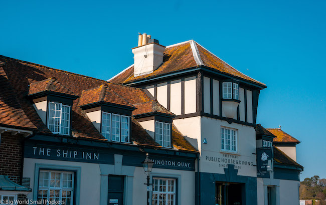 England, New Forest, Pub