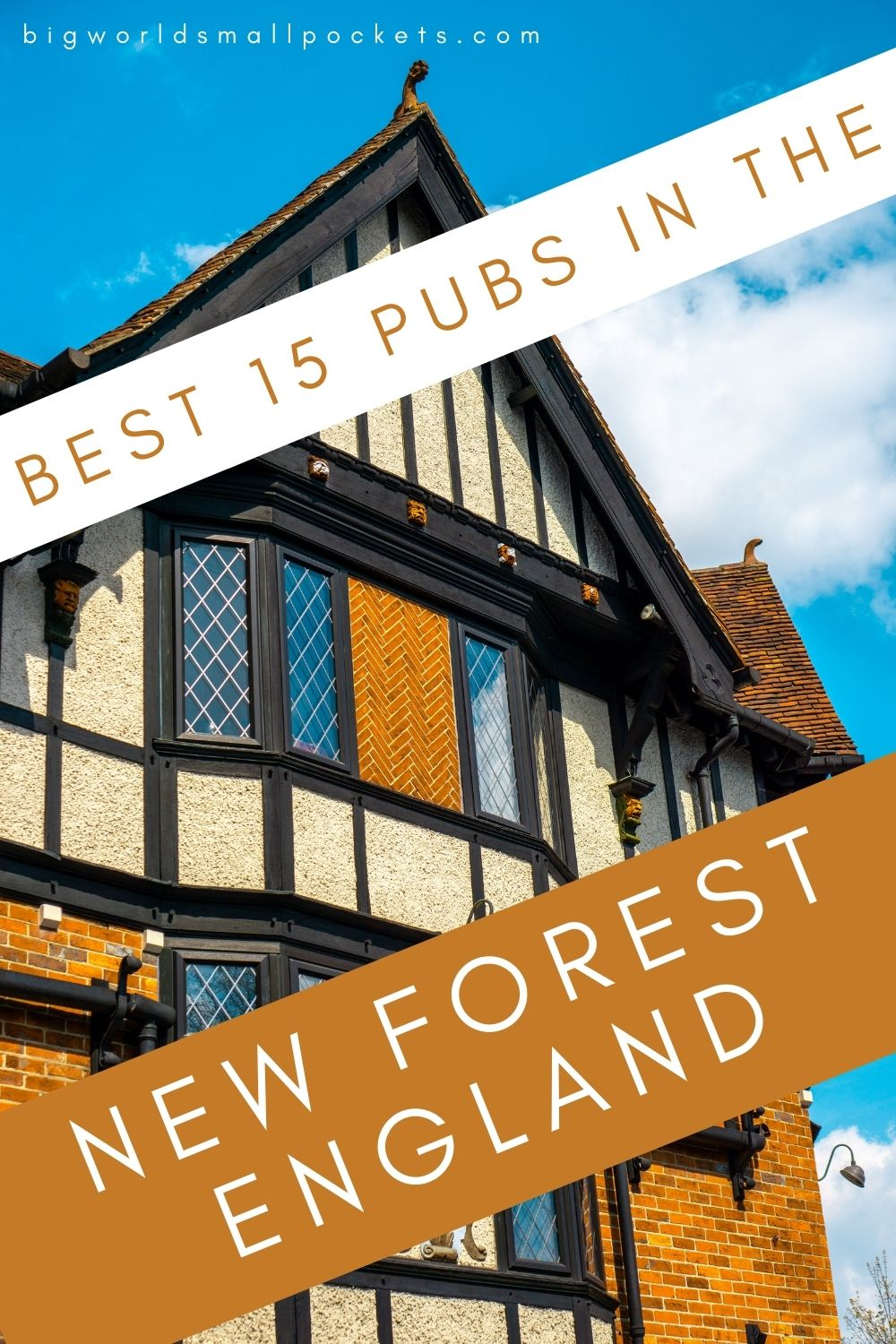 The 15 Best Pubs in England's New Forest National Park