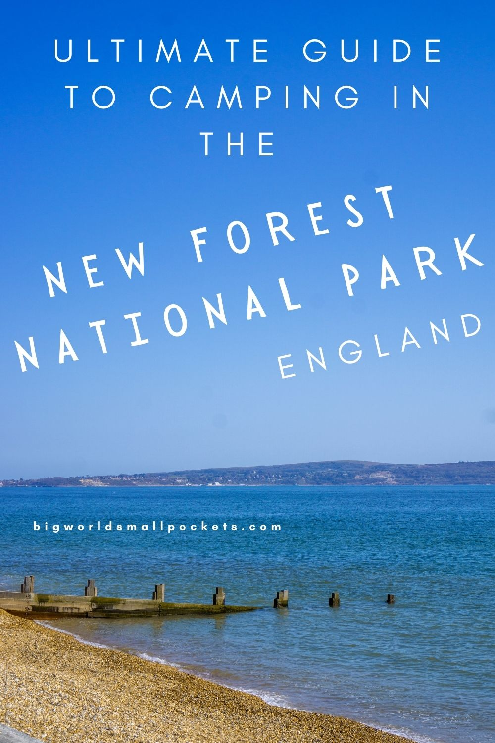 Ultimate Guide to Camping in the New Forest, England