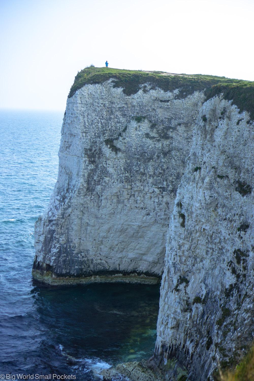 Dorset, Studland, Old Harry Rocks