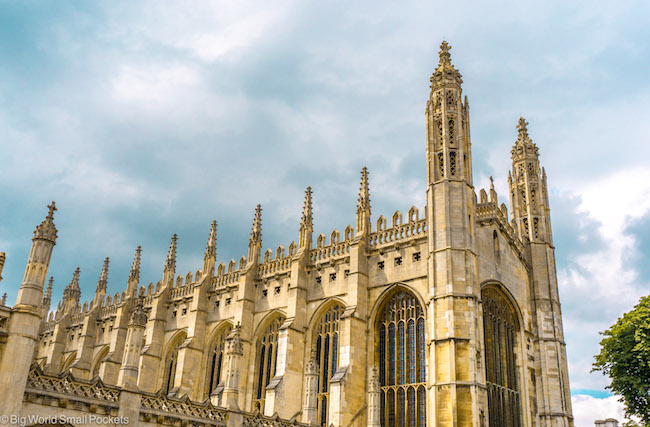 England, Cambridge, King's