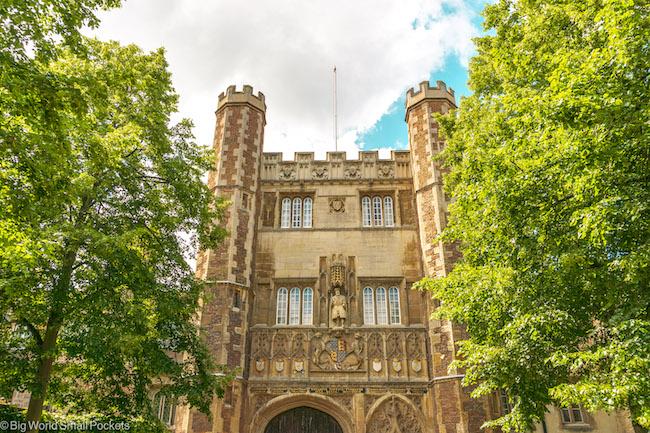 England, Cambridge, Trinity College