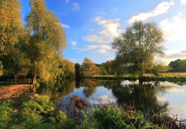 England, Cambridgeshire, Nene Valley
