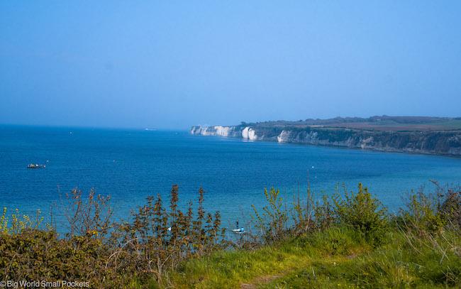 England, Dorset, Coastline
