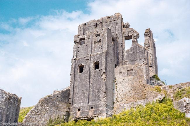 England, Dorset, Corfe Castle