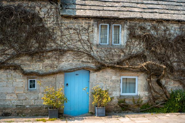 England, Dorset, Doorway