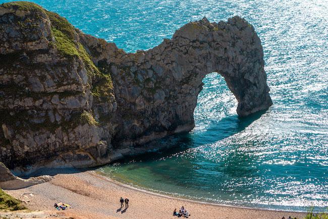 England, Dorset, Durdle Door Beach