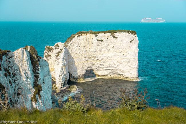 England, Dorset, Old Harry Rocks
