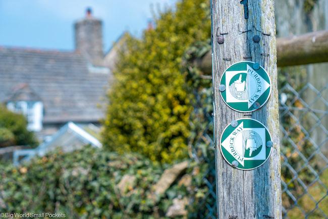 England, Dorset, Purbeck Way