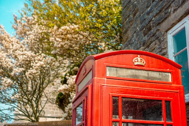 England, Dorset, Telephone Box