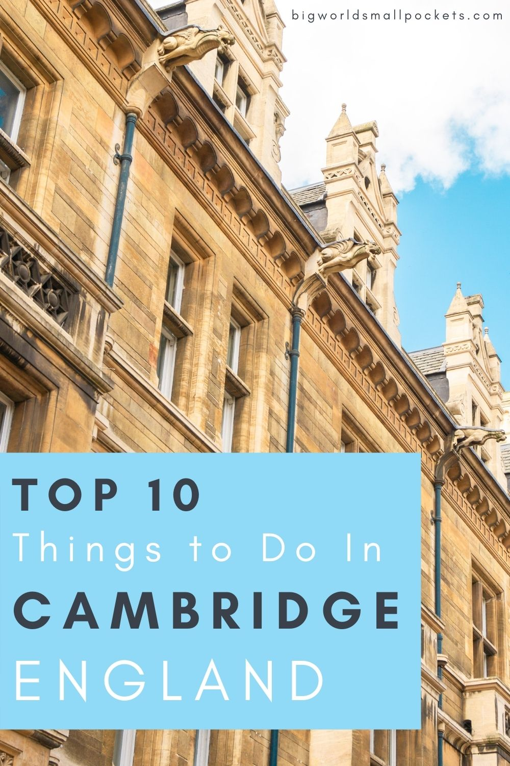 The 10 Best Things to Do Cambridge, England