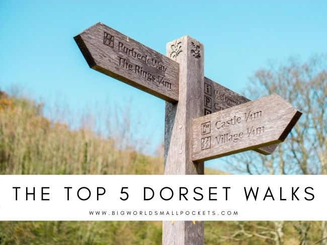 The Top 5 Dorset Walks, England