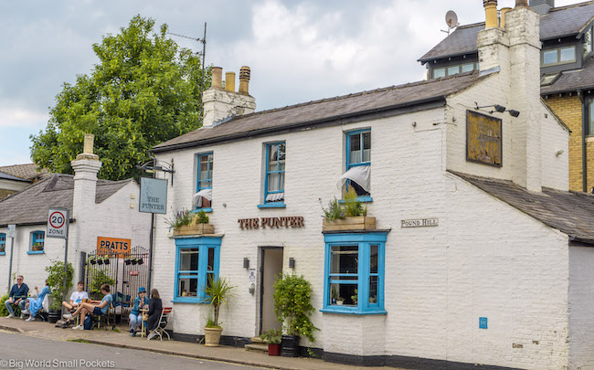 UK, Cambridge, Pub