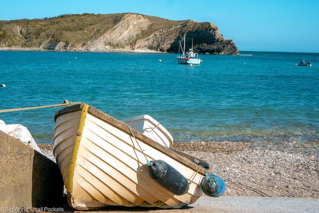 UK, Dorset, Boat