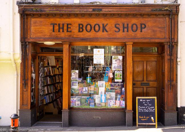 UK, Dorset, Book Shops