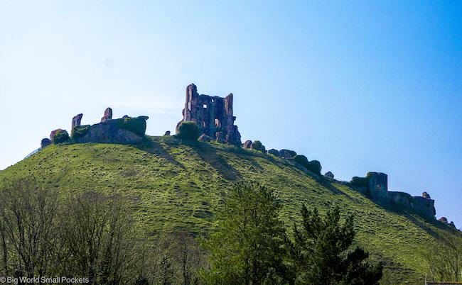 UK, Dorset, Castle