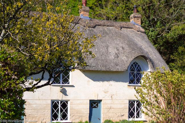 UK, Dorset, Cottage