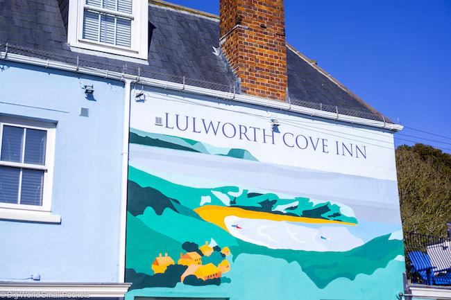 UK, Dorset, Lulworth Cove Inn