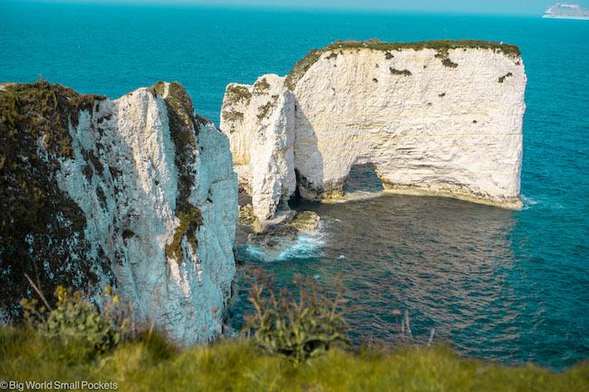 UK, Dorset, Old Harry Rocks
