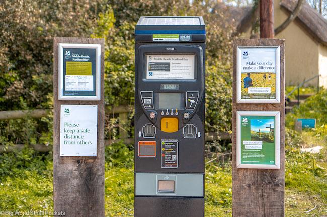 UK, Dorset, Car Parking