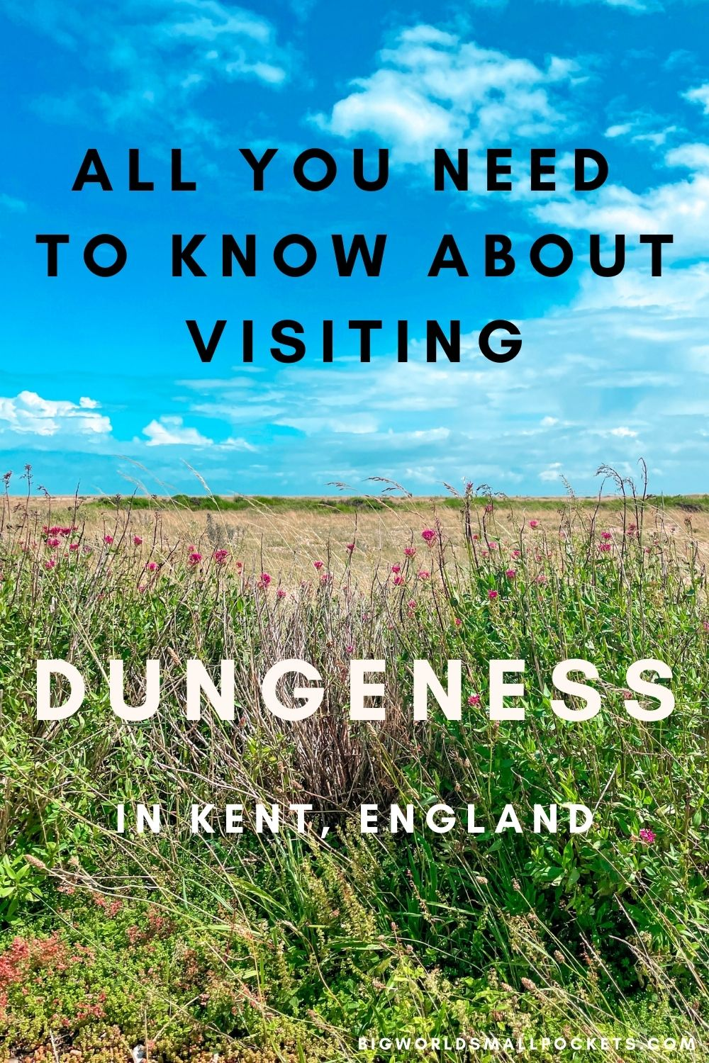 All You Need to Know About Visiting Dungeness in Kent, UK