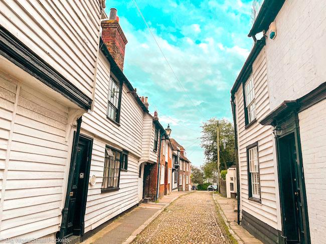 East Sussex, Rye, Street