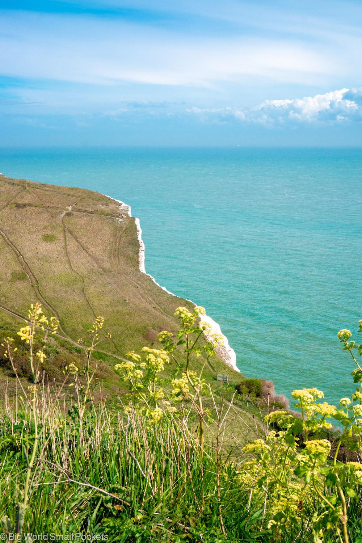 England, Kent, Dover White Cliffs