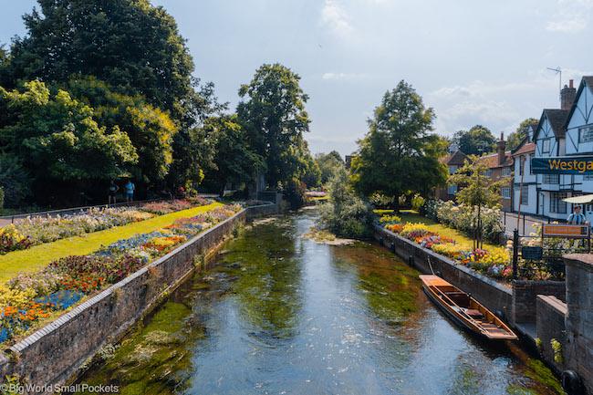 Kent, Canterbury, Westgate Gardens