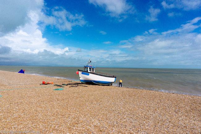 Kent, Dungeness, Boats