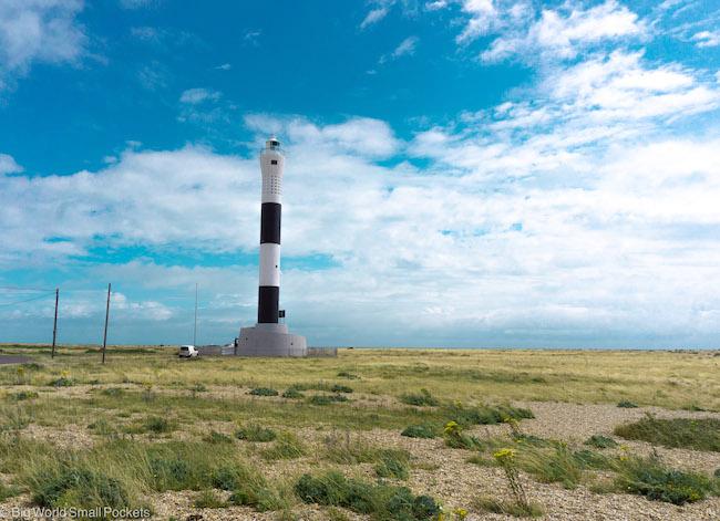 Kent, Dungeness, Lighthouse