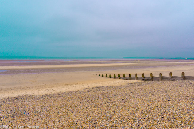 Sussex, Rye, Camber Sands