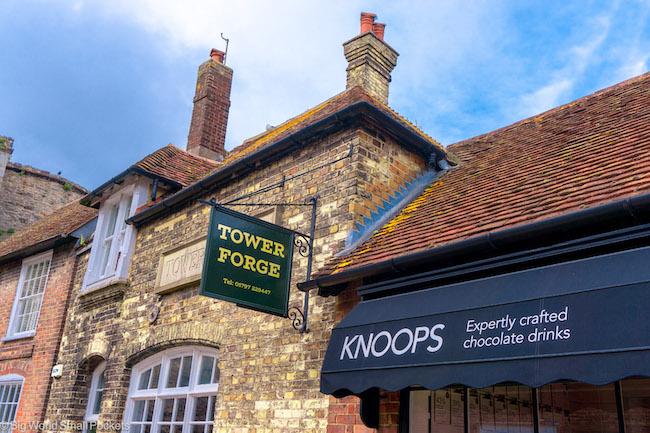 Sussex, Rye, Knoops