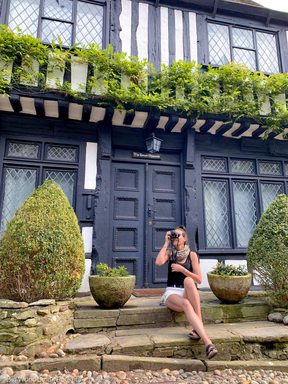 Sussex, Rye, Mermaid Street and Me