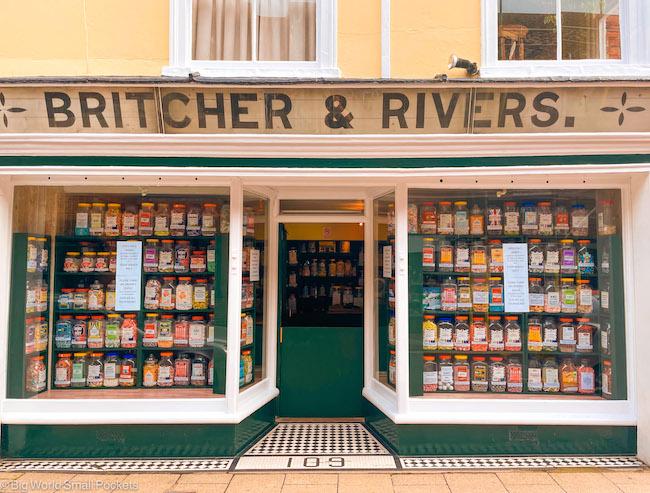 Sussex, Rye, Shop