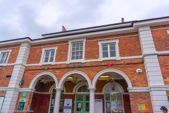 Sussex, Rye, Train Station