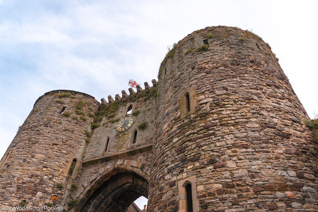 Sussex, Rye, Ypres Tower
