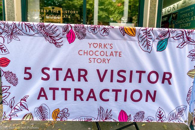 England, York, Chocolate Story