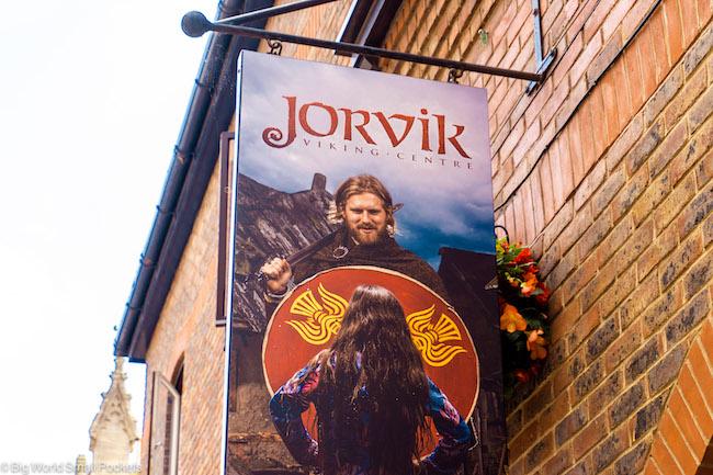 England, York, Jorvik Centre
