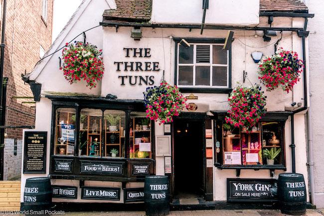England, York, Pub