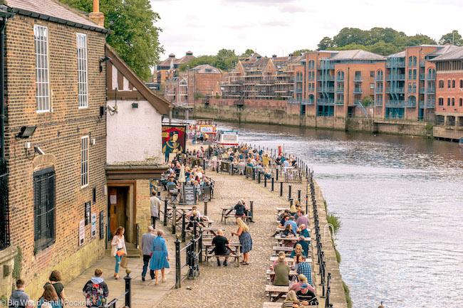 England, York, River Pubs